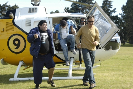 Diego Maradona +Hadad